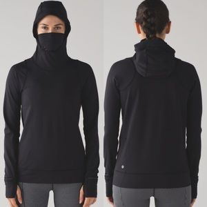 Lululemon Cadence Crusher Hoodie Black Size 2 Warm